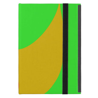 Green Space Cases For iPad Mini