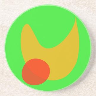 Green Space Coaster