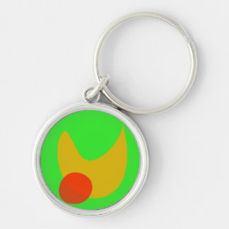 Green Space Keychains