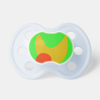 Green Space Pacifiers