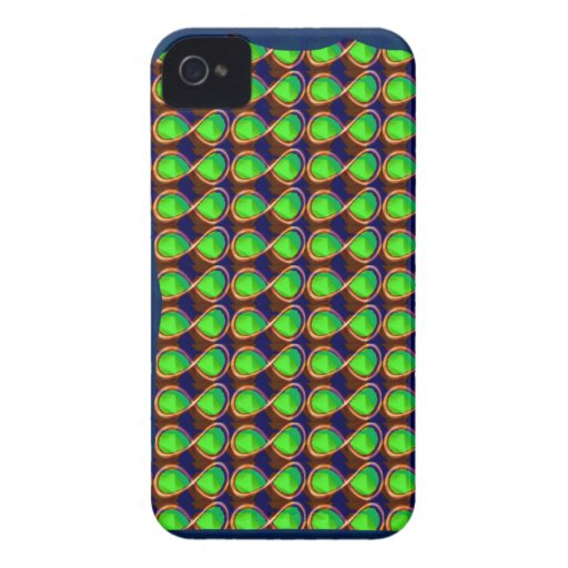 GREEN Sparkle Crystal Healing Light GIFTS GREETING iPhone 4 Covers