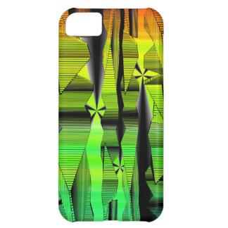 Green Spectrum Phone Case