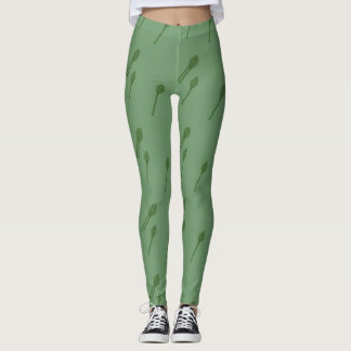 Green Sperm Leggings