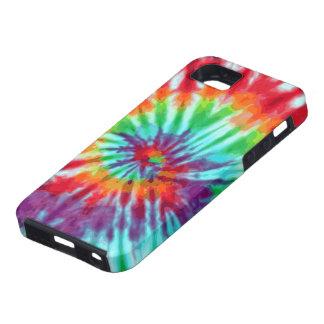 Green Spiral Tie-Dye Casemate iPhone 5