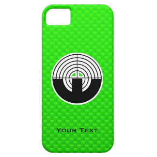 Green Sport Shooting iPhone 5 Cover