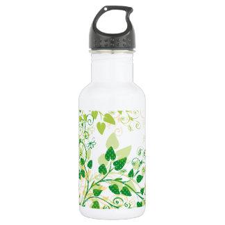 Green Spring Leafs 532 Ml Water Bottle