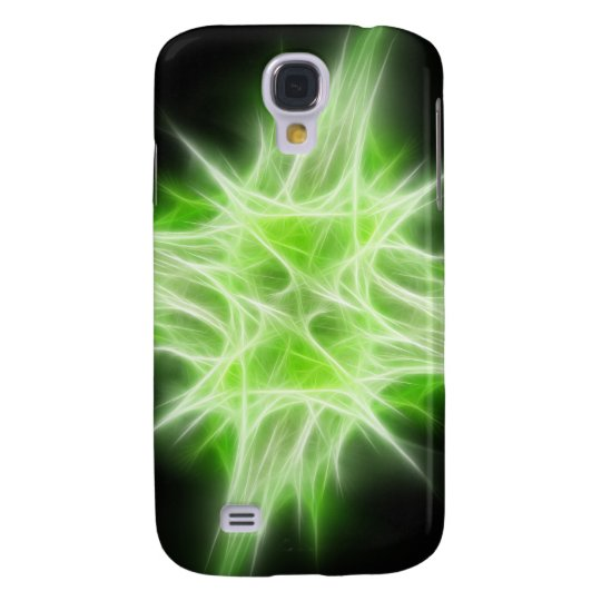 Green Star 1 Galaxy S4 Case