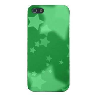 Green Stars  iPhone 4 Speck case iPhone 5/5S Case