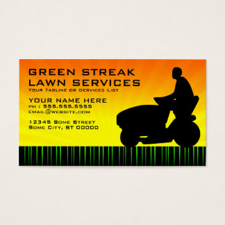 green streak lawn services