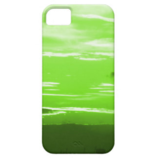 Green Sunset iPhone 5 Cases