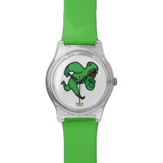 Green Superhero Watch