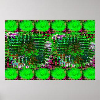 Green Swamp WetLands Poster