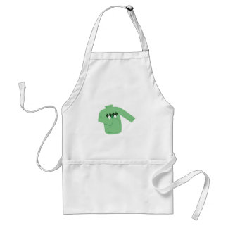 Green Sweater Aprons