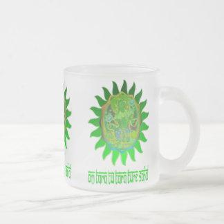 Green Tara Mug