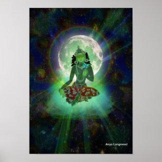 'Green Tara' poster