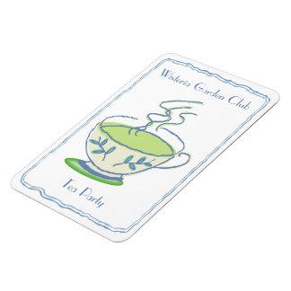 Green Tea 4x6 Magnet
