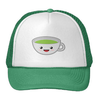Green Tea Trucker Hat