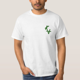 Green tee-shirt KA Christmas T-Shirt