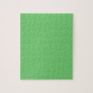 Green Texture Blank Template DIY add TEXT IMAGE 99 Jigsaw Puzzle