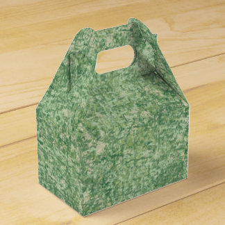 Green Textured Background by Shirley Taylor Favour Box