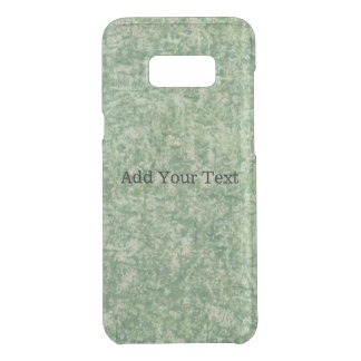 Green Textured Background by Shirley Taylor Uncommon Samsung Galaxy S8 Plus Case