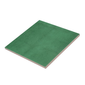 Green Textured Stone Pattern Tile