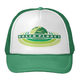 Green the Planet Hat