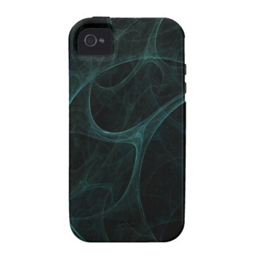 Green Tick Tock Case-Mate iPhone 4 Covers