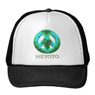 Green Tie Dye Meyoto Trucker Hat