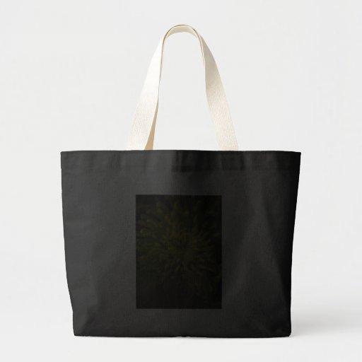 Green Tinge Chrisanthemum Tote Bag