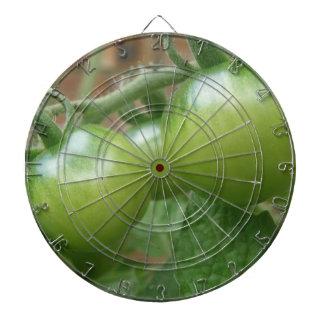 Green Tomatoes Dart Board