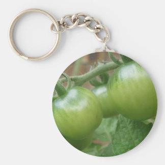 Green Tomatoes Keychain