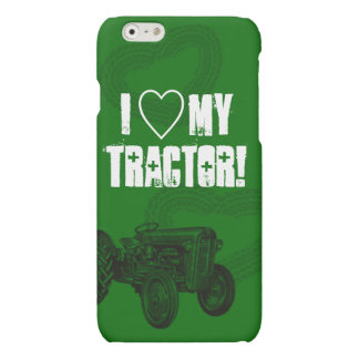 Green Tractor Love iPhone 6/6 Plus Case Matte iPhone 6 Case