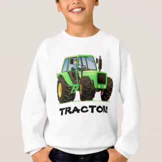 Green Tractor Sweatshirt