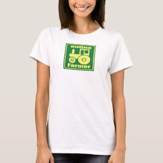 green tractor T-Shirt