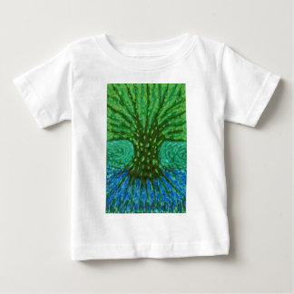 Green Tree Baby T-Shirt