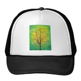 Green Tree Hat
