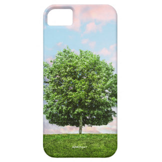 Green Tree iPhone 5 Case