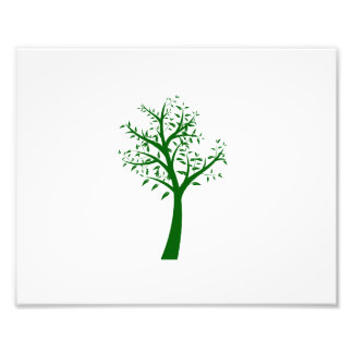 Green tree simple design eco.png art photo