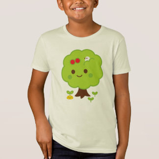 Green Tree Sprouts T-Shirt