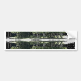 Green Trees Bumper Stickers