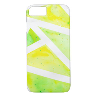 Green Triangle iPhone 8/7 Case