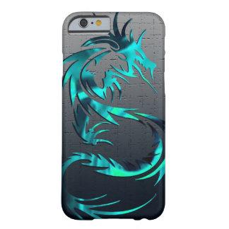 green tribal dragon phone case