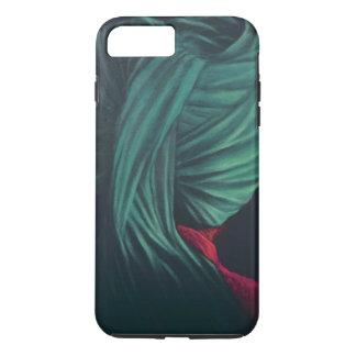 Green Turban iPhone 8 Plus/7 Plus Case