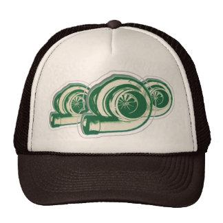 Green Turbos Cap