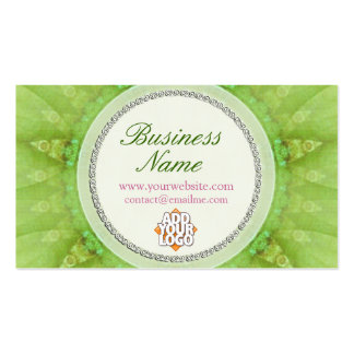 Green Turtle Energy New Age Holistic Business Card