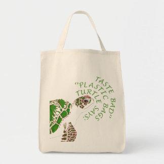 Green Turtle organic bag