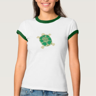 Green Turtle Shirt