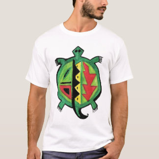 Green Turtle T Shirt