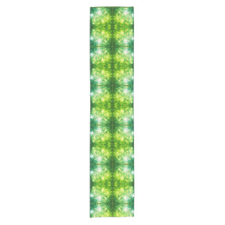 Green Twinkle Table Runner